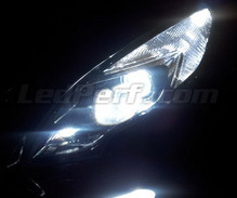 Pack daytime / sidelights (xenon white) for Opel Zafira C