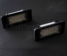 Pack of 2 LEDs modules license plate VAG 2010 + (type 3)