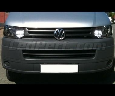 Pack LED daytime running lights (DRL) for Volkswagen