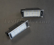 Pack of 2 LEDs modules license plate RENAULT (type 1)