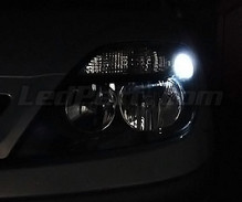 Pack sidelights LED (xenon white) for Renault Scenic