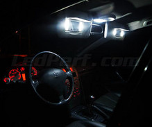 Interior Full LED pack (pure white) for Peugeot 407
