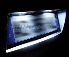 Pack LED License plate (pure white) for Ford Kuga 2