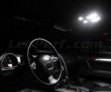 Pack interior Full LED (Pure white) for Audi Q7