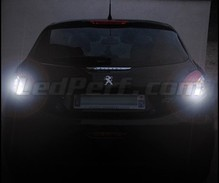 Backup LED light pack (white 6000K) for Peugeot 208