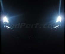 Pack sidelights and DRL led (xenon white) for Opel Corsa E