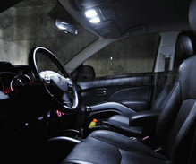 Pack interior Full LED (Pure white) for Mitsubishi Outlander