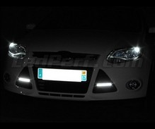 Pack of Daytime Running Lights (DRL) for Ford Focus MK3