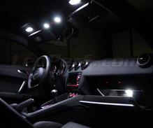 Pack interior Full LED (Pure white) for Nissan 200sx s14