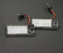 Pack of 2 LEDs modules license plate VOLVO (type 2)