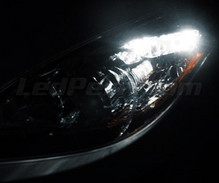 Pack sidelights led (xenon white) for Mazda 3 Phase 2