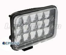 LED Working Light Rectangular 45W for 4WD - Truck - Tractor