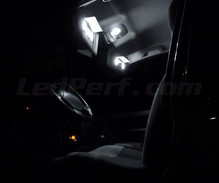 Pack interior Full LED (Pure white) for Renault Megane 1 Phase 2