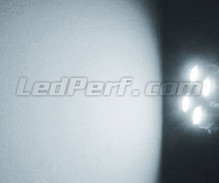 Pack sidelights LED (xenon white) for Alfa Romeo GTV 916