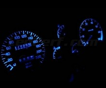 Kit blue LED meter for Renault Clio 1 (Model Veglia)