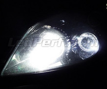 Pack sidelights LED (xenon white) for Opel Zafira
