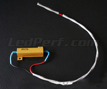 Arcol resistor for 21W replacement - Anti-error OBC + 2 Dominos