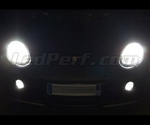 Xenon Effect bulbs pack for Porsche Cayman 2006 headlights