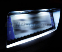 Pack LED License plate (Xenon White) for Toyota Rav4 MK3