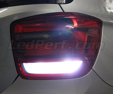 Pack LEDs (white 6000K) backup lights for BMW 1 Series F20 F21