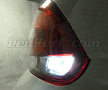 Pack LEDs (white 6000K) backup lights for Volkswagen Scirocco