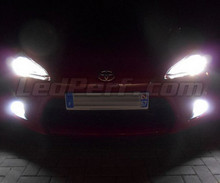 Pack Fog Leds Xenon effect for Subaru BRZ