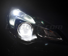 Pack daytime / sidelights (xenon white) for Opel Astra J