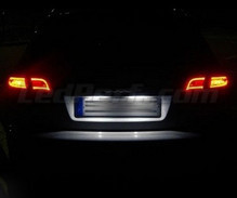 Pack LED License plate (6000K pure white) for Audi A3 8P FACELIFT