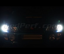 Pack sidelights LED (xenon white) for Subaru Impreza GC8