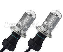 Pack of 2 H4 Bi Xenon 8000K 55W Xenon HID replacement bulbs