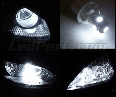 Pack Led Sidelights For Land Rover Freelander Side Lights