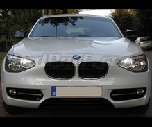 Pack daytime running light (xenon white) BMW 1 Series F20 F21