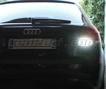 Pack LEDs (white 6000K) backup lights for Audi A3 8P