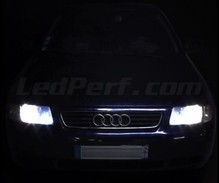 Pack Xenon Effects headlight bulbs for Audi A3 8L