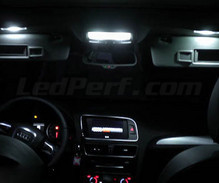 Pack interior Full LED (Pure white) for Audi Q5 - Plus