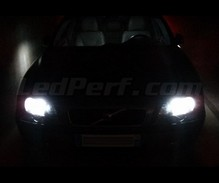 Pack sidelights LED (xenon white) for Volvo S60 D5