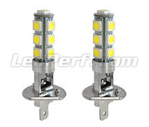 Pack of 2 bulbs H1 6000K LEDs