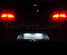 Pack LED License plate (Xenon White) for Peugeot 4008