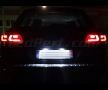 Pack LED License plate (6000K pure white) for Volkswagen Touareg 7P