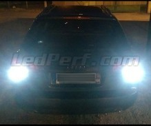 Pack LEDs (white 6000K) backup lights for Audi A4 B7