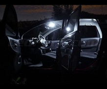 Pack interior Full LED (Pure white) for Nissan Note