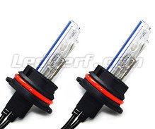 Pack of 2 HB5 9007 8000K 35W Xenon HID replacement bulbs