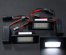 Pack of 2 LEDs modules license plate for Volkswagen Polo 6R / 6C1