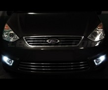 Pack sidelights led (xenon white) for Ford Galaxy