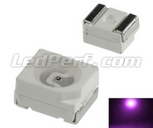 TL SMD LED - Violet / UV - 100mcd