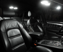 Pack interior Full LED (Pure white) for Audi A8 D3