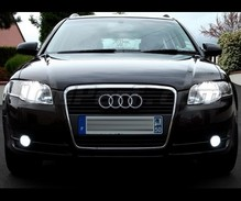 Pack Xenon Effects headlight bulbs for Audi A4 B7