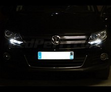 Pack sidelights led (xenon white) for Volkswagen Tiguan