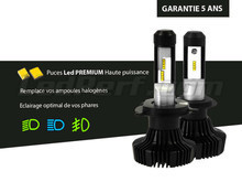 High Power LED Bulbs for BMW X6 (F16) Headlights.