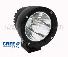Additional LED Light Round 25W CREE for 4WD - ATV - SSV